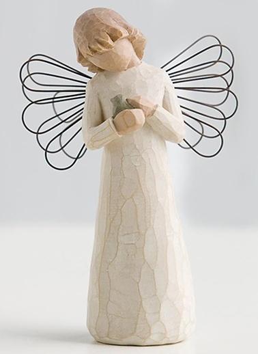 Angel of Healing (Şifa Meleği)-Willow Tree
